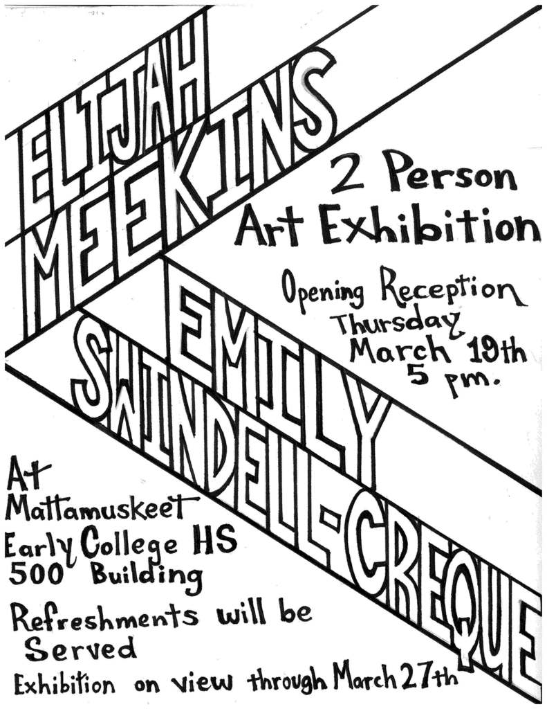 Art Exhibit Invitation